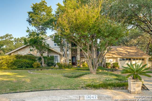 13042 Hunters Ridge St, San Antonio, TX 78230 (MLS #1412146) :: Santos and Sandberg