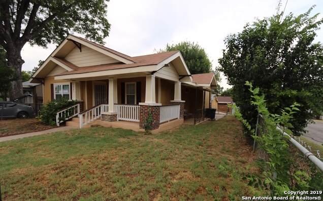 1501 W Olmos Dr, San Antonio, TX 78201 (MLS #1412167) :: BHGRE HomeCity