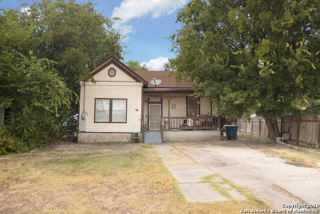 415 Aransas Ave, San Antonio, TX 78210 (MLS #1412171) :: The Gradiz Group