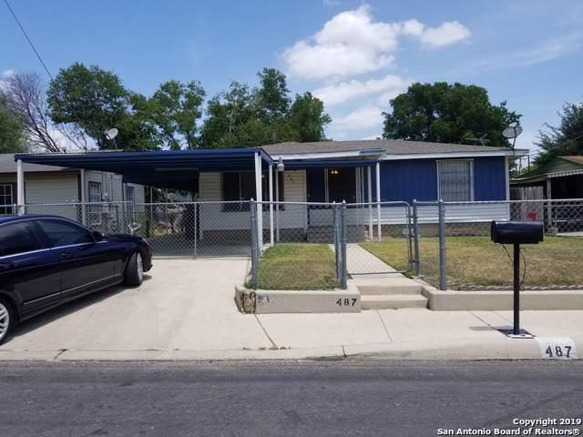 487 Morningview Dr, San Antonio, TX 78220 (MLS #1412173) :: Alexis Weigand Real Estate Group
