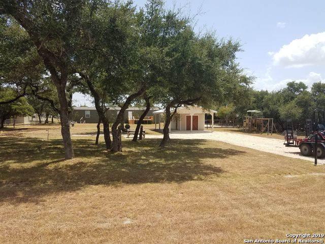 457 Pr 1507, Bandera, TX 78003 (MLS #1412188) :: BHGRE HomeCity