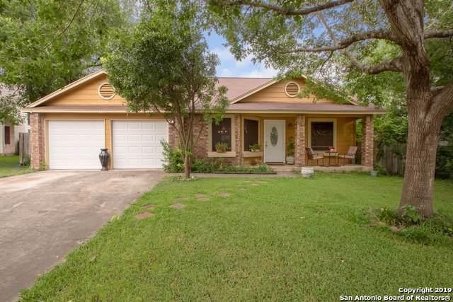 7418 Pebblewood, San Antonio, TX 78250 (MLS #1412200) :: BHGRE HomeCity