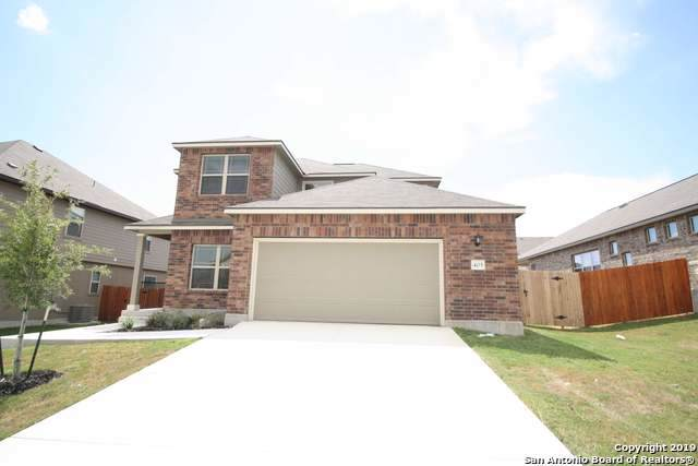 405 Saddle Vista, Cibolo, TX 78108 (#1412207) :: The Perry Henderson Group at Berkshire Hathaway Texas Realty