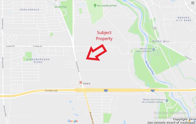 4844 Roosevelt Ave, San Antonio, TX 78214 (MLS #1412214) :: Santos and Sandberg
