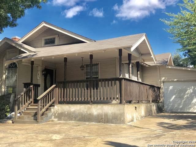 2817 Buena Vista St, San Antonio, TX 78207 (MLS #1412218) :: The Gradiz Group