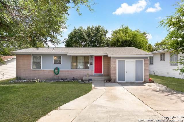 606 Beryl Dr, San Antonio, TX 78213 (MLS #1412231) :: BHGRE HomeCity