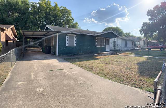 1406 Wagner Ave, San Antonio, TX 78211 (MLS #1412265) :: The Mullen Group | RE/MAX Access