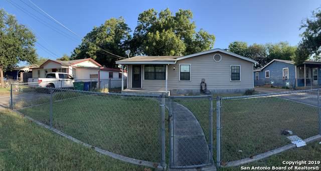 3919 Spear St, San Antonio, TX 78237 (MLS #1412282) :: Alexis Weigand Real Estate Group