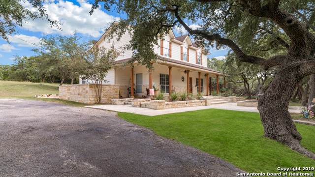341 Hidden Oaks Dr, Bulverde, TX 78163 (MLS #1412297) :: Santos and Sandberg