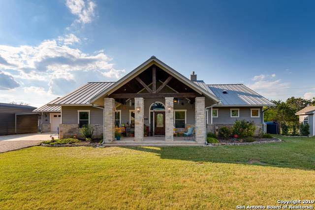 1405 Red Bluff Rd, Pipe Creek, TX 78063 (MLS #1412317) :: Tom White Group