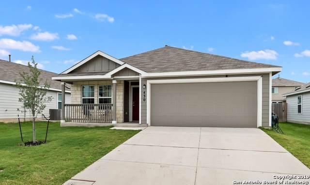 430 Moonvine Way, New Braunfels, TX 78130 (MLS #1412365) :: Neal & Neal Team