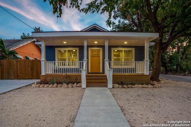 636 W Rosewood Ave, San Antonio, TX 78212 (MLS #1412375) :: Exquisite Properties, LLC