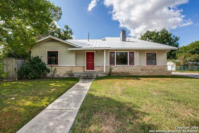 402 Larkwood Dr, San Antonio, TX 78209 (MLS #1412441) :: Alexis Weigand Real Estate Group