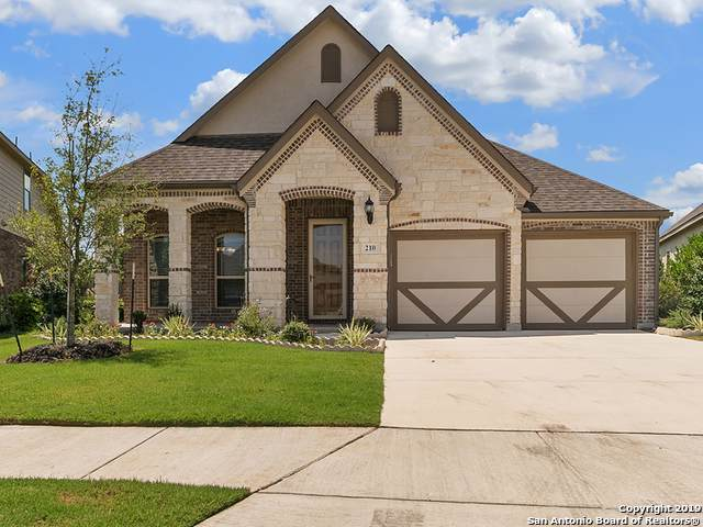 210 Aspen Dr, Boerne, TX 78006 (MLS #1412449) :: Alexis Weigand Real Estate Group