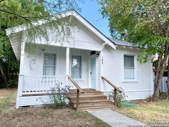 103 Saint Charles, San Antonio, TX 78202 (MLS #1412493) :: BHGRE HomeCity