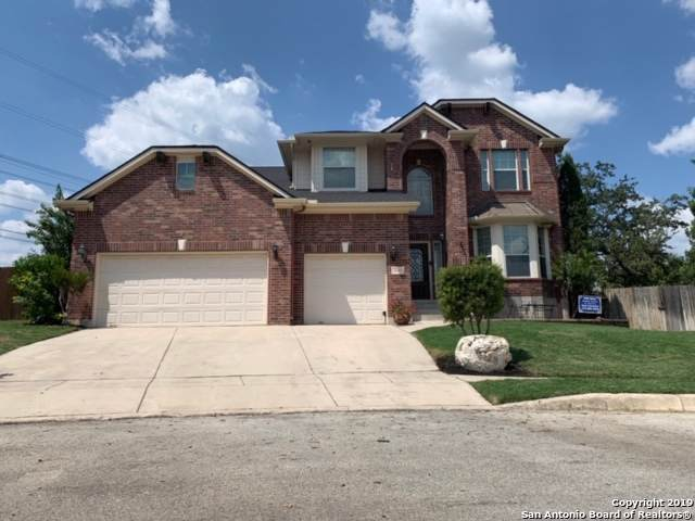 9023 Colfax Ridge, Helotes, TX 78023 (MLS #1412494) :: Alexis Weigand Real Estate Group