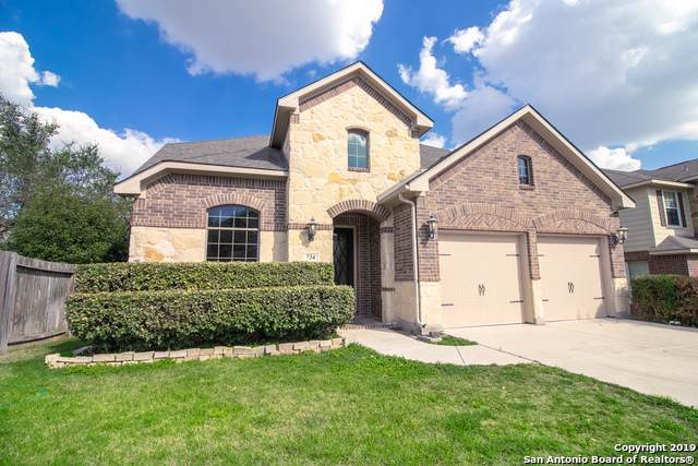 734 Teatro Way, San Antonio, TX 78253 (MLS #1412517) :: The Gradiz Group