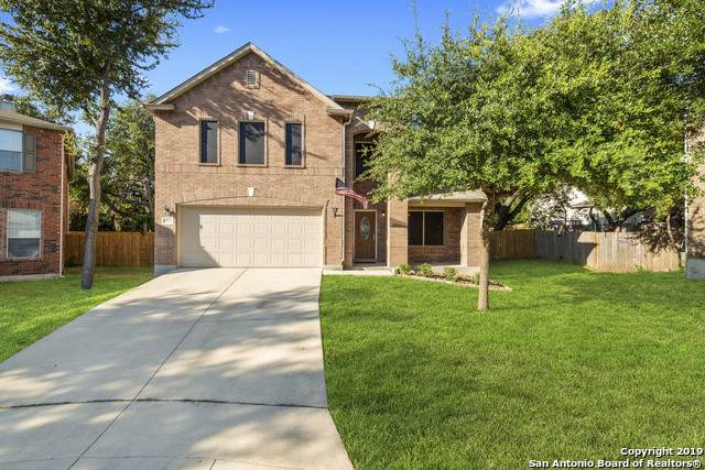 7215 Bluemist Pt, San Antonio, TX 78250 (#1412559) :: The Perry Henderson Group at Berkshire Hathaway Texas Realty