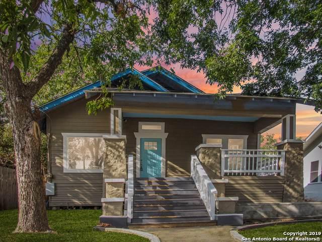 129 Cincinnati Ave, San Antonio, TX 78201 (MLS #1412581) :: Exquisite Properties, LLC