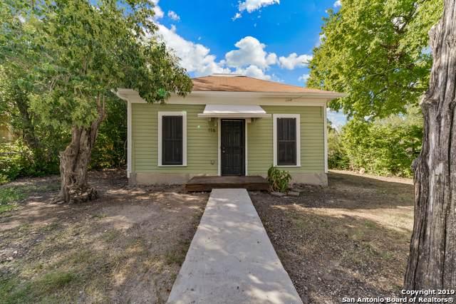 116 Gorman St, San Antonio, TX 78202 (MLS #1412601) :: Alexis Weigand Real Estate Group