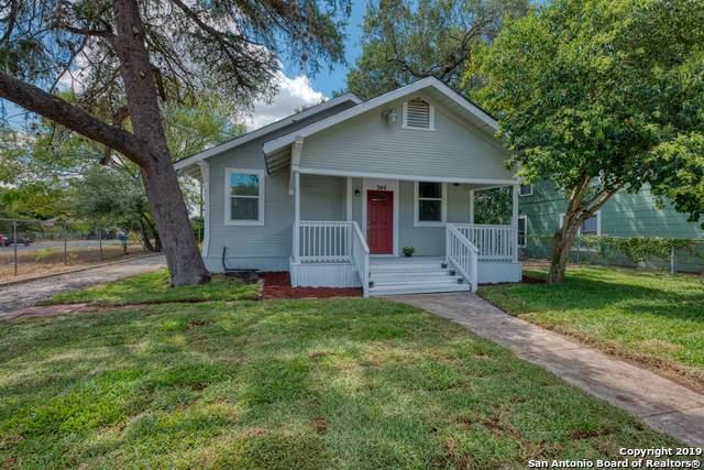 346 Vine St, San Antonio, TX 78210 (MLS #1412630) :: Santos and Sandberg