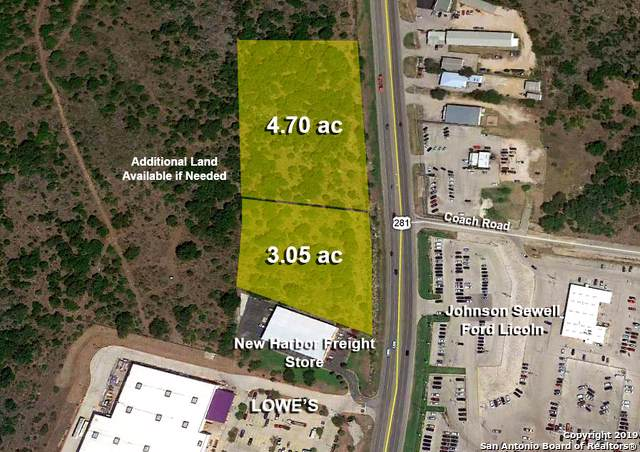 3350 N Us Highway 281, Marble Falls, TX 78654 (MLS #1412694) :: Alexis Weigand Real Estate Group