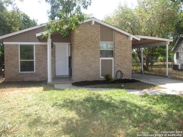 4938 Melvin Dr, San Antonio, TX 78220 (MLS #1412707) :: Alexis Weigand Real Estate Group