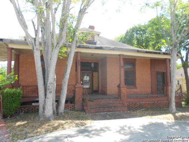 648 Delmar St, San Antonio, TX 78210 (MLS #1412795) :: Reyes Signature Properties
