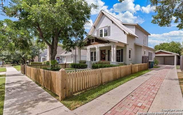 207 W Norwood Ct, San Antonio, TX 78212 (MLS #1412804) :: NewHomePrograms.com LLC