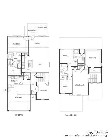 299 Hunter Lodge, San Antonio, TX 78245 (MLS #1412840) :: Glover Homes & Land Group