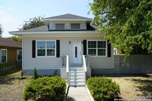 2219 N Flores St, San Antonio, TX 78212 (MLS #1412850) :: Glover Homes & Land Group