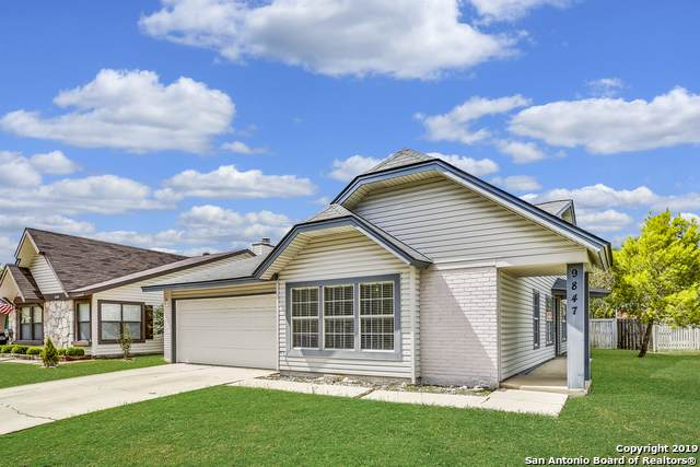 9847 Fortune Ridge Dr, Converse, TX 78109 (MLS #1412886) :: BHGRE HomeCity