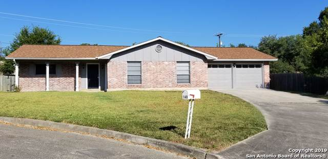 140 Forrest Trail, Universal City, TX 78148 (MLS #1412927) :: BHGRE HomeCity
