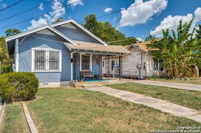 503 E Whittier St, San Antonio, TX 78210 (MLS #1412941) :: Neal & Neal Team