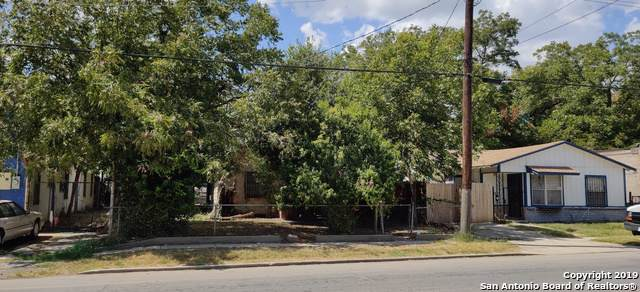 3115 S Flores St, San Antonio, TX 78204 (MLS #1412996) :: The Emery Group