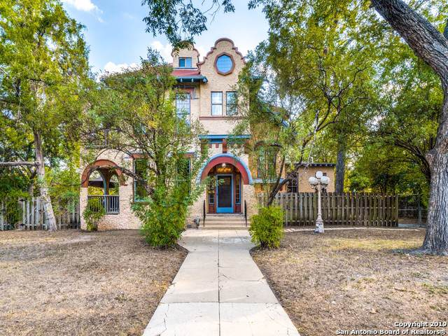 120 W Craig Pl, San Antonio, TX 78212 (MLS #1413006) :: The Emery Group