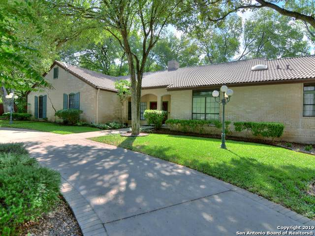 108 Fox Hall Cove, Castle Hills, TX 78213 (MLS #1413069) :: The Gradiz Group