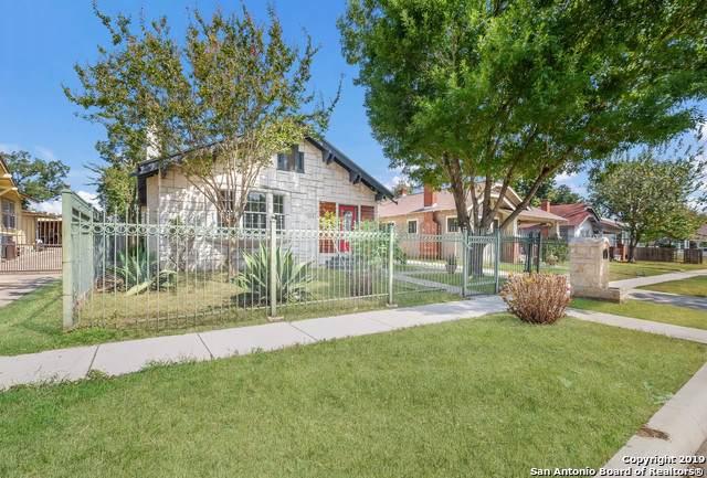 1013 Hammond Ave, San Antonio, TX 78210 (MLS #1413130) :: BHGRE HomeCity