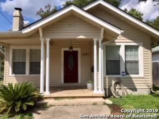 1531 W Gramercy Pl, San Antonio, TX 78201 (MLS #1413154) :: Reyes Signature Properties