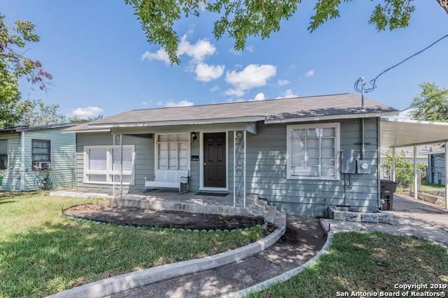 2013 Nolan St, San Antonio, TX 78202 (MLS #1413155) :: Reyes Signature Properties