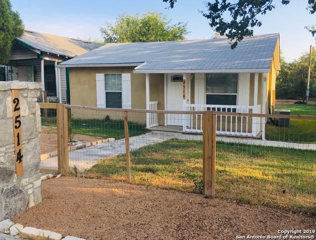 2514 Ruiz St, San Antonio, TX 78207 (MLS #1413204) :: Reyes Signature Properties