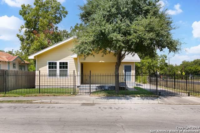 347 Vine St, San Antonio, TX 78210 (MLS #1413206) :: Reyes Signature Properties