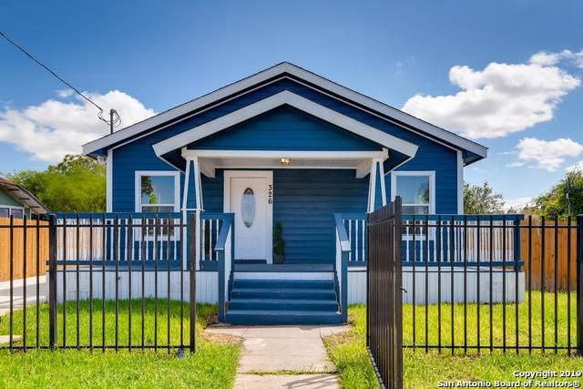 326 Connelly St, San Antonio, TX 78203 (MLS #1413229) :: Reyes Signature Properties