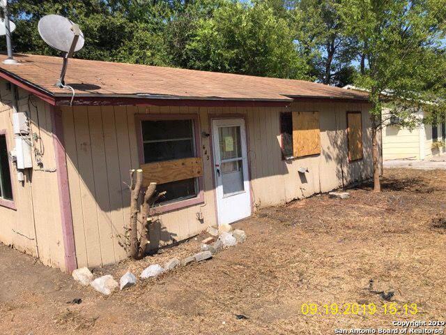 643 Sterling St, San Antonio, TX 78220 (MLS #1413231) :: Reyes Signature Properties