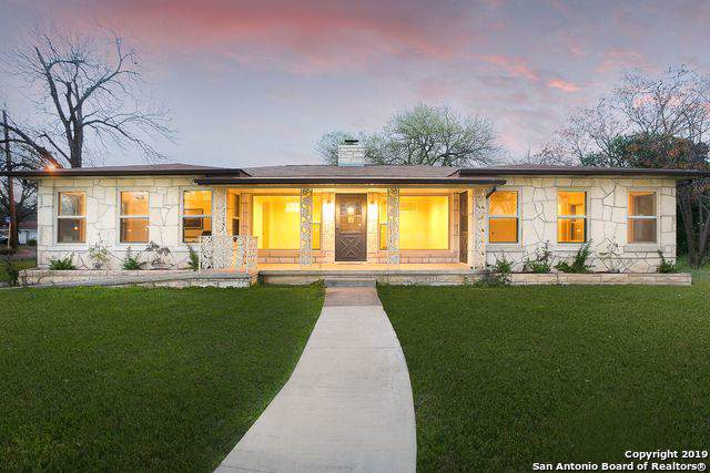 2403 Blossom Dr, San Antonio, TX 78217 (MLS #1413312) :: Alexis Weigand Real Estate Group