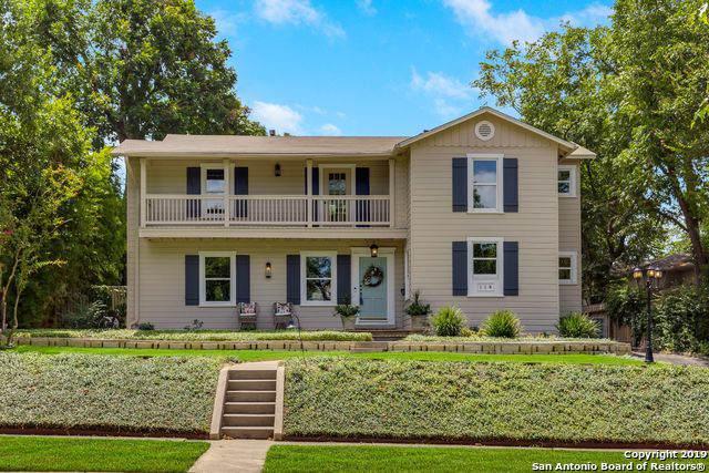114 Cloverleaf Ave, San Antonio, TX 78209 (MLS #1413400) :: Carolina Garcia Real Estate Group