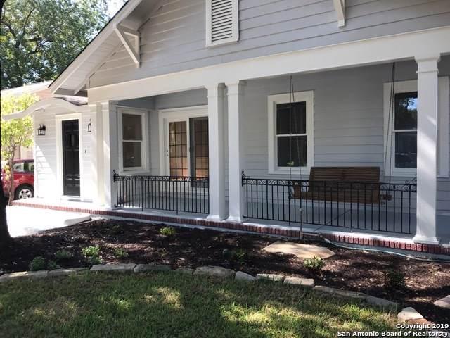 153 E Rosewood Ave, San Antonio, TX 78212 (MLS #1413404) :: Carolina Garcia Real Estate Group