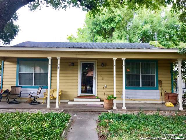 706 W Kings Hwy, San Antonio, TX 78210 (MLS #1413586) :: The Gradiz Group