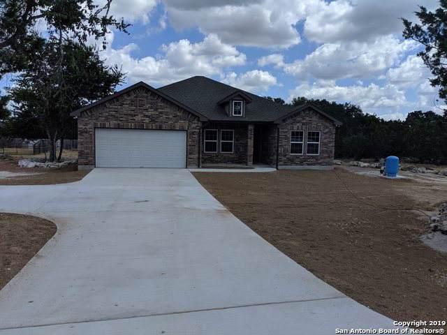 865 Misty Ln, Spring Branch, TX 78070 (MLS #1413602) :: BHGRE HomeCity