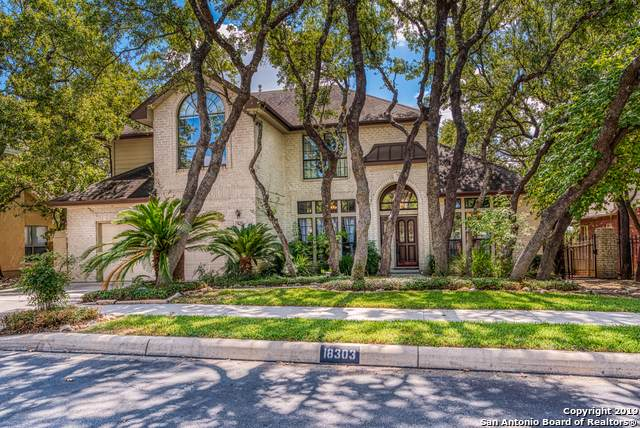 18303 Brookwood Forest, San Antonio, TX 78258 (MLS #1413651) :: BHGRE HomeCity
